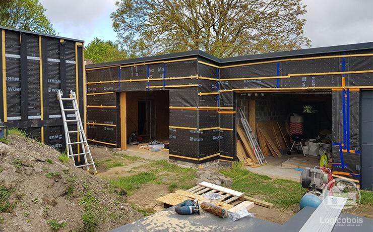 Garantie construction osssature bois