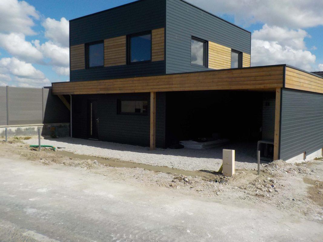 maison ossature bois pas de calais
