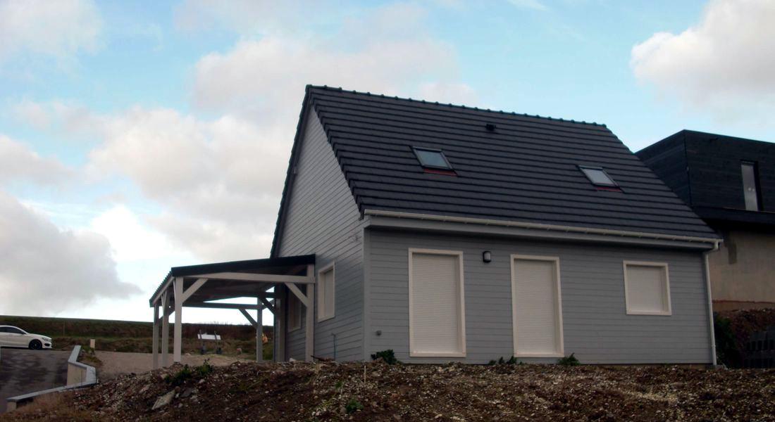 construction-maison-ossature-bois-bardage-arriere-Logicobois