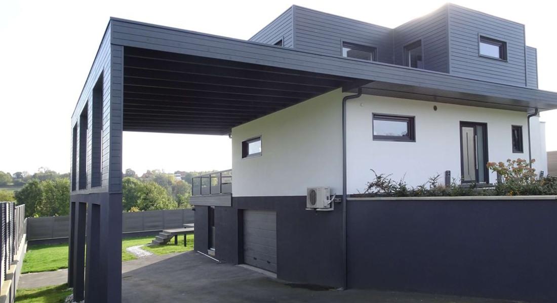 construction-maison-ossature-bois-ecologique-Logicobois-arriere