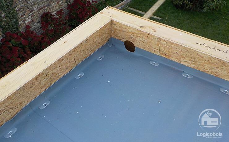 etancheite construction ossature bois