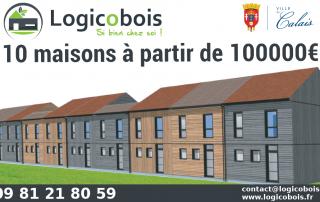 Calais Logicobois Maison à vendre