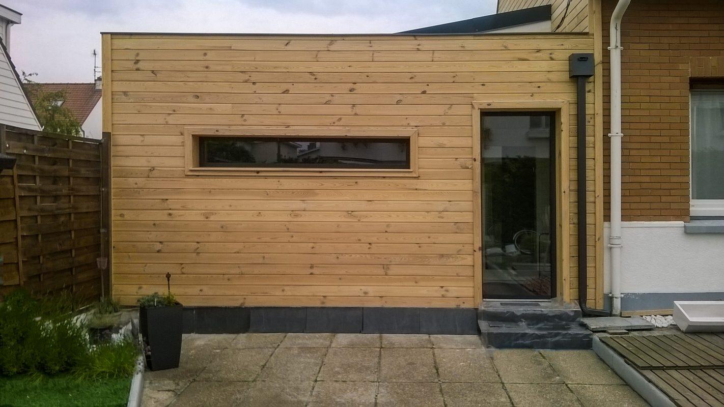 constructeur extension ossature bois