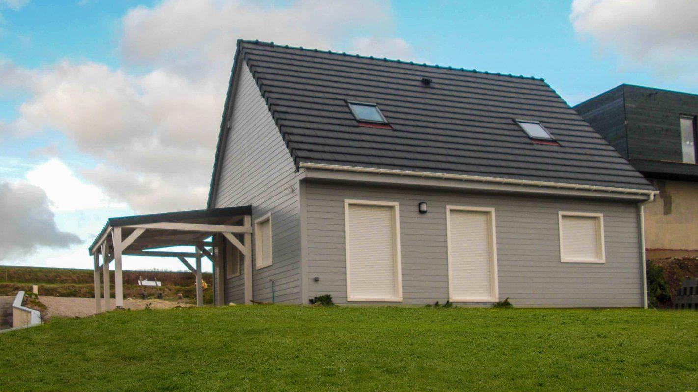 constructeur maison ossature bois saint-omer