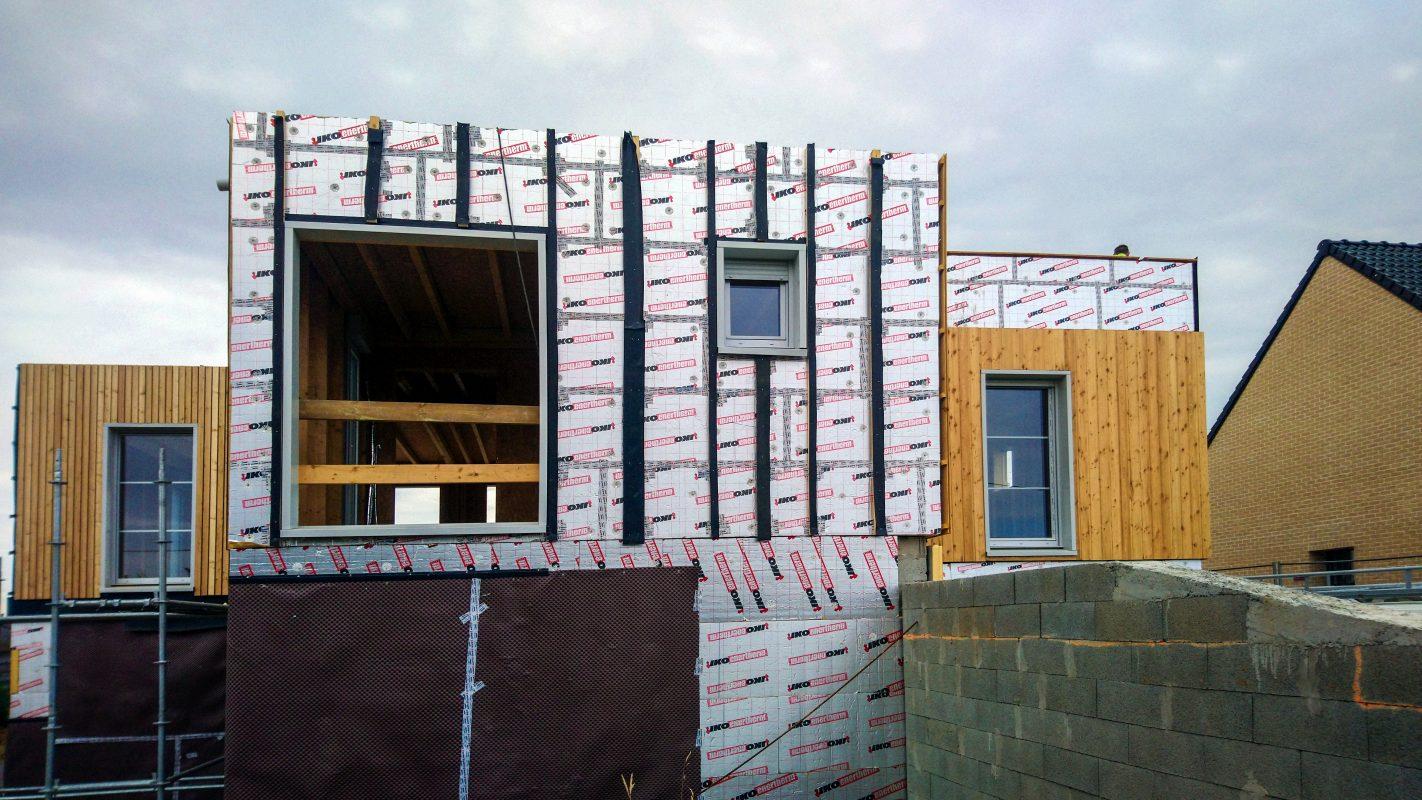 Construction maison ossature bois pas de calais