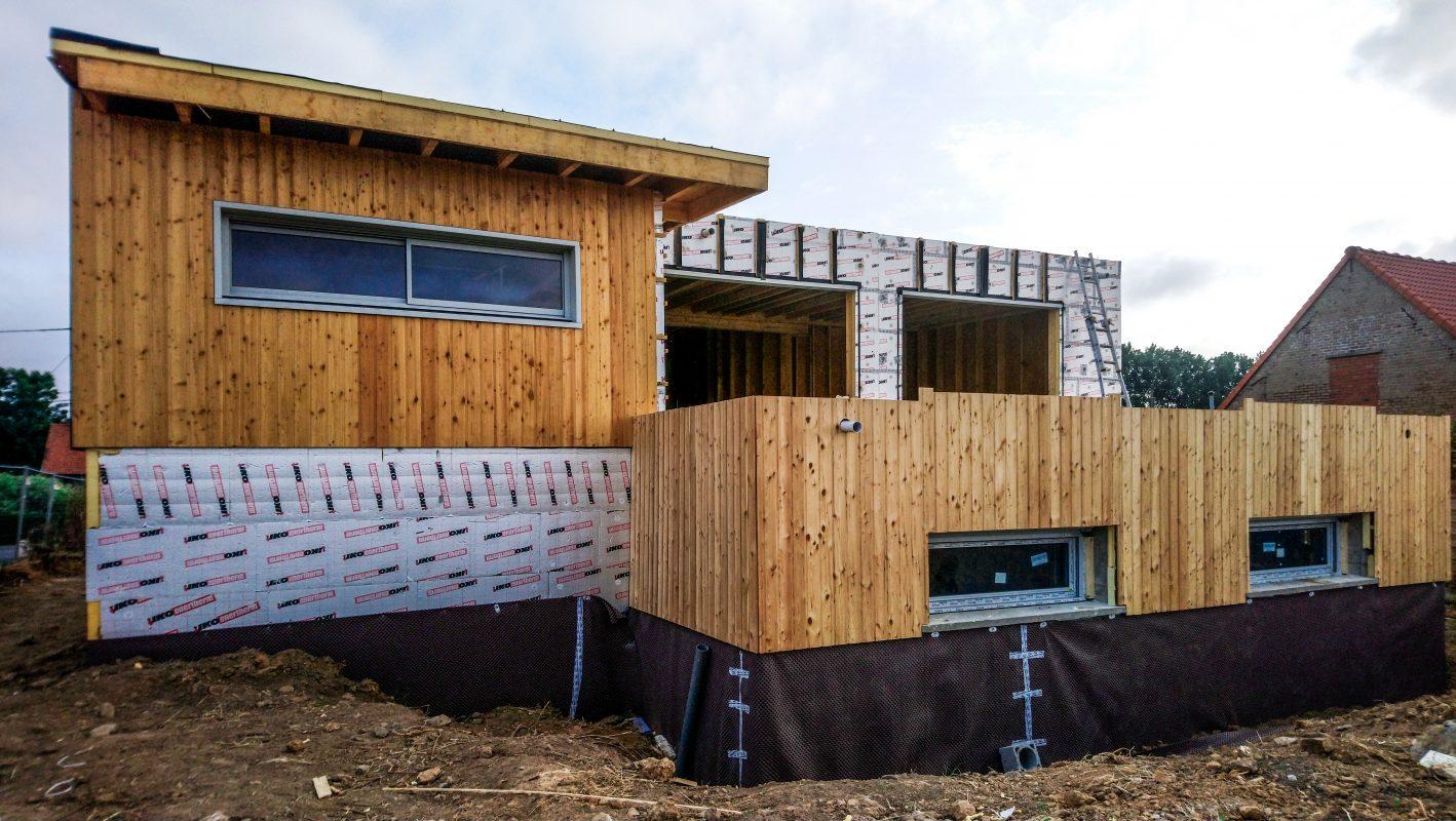 logicobois maison en ossature bois