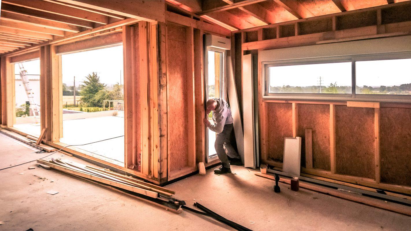 menuiserie maison bois