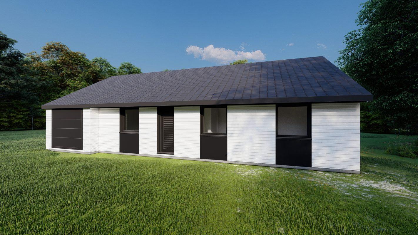 maison ossature bois logicobois modele helsinki