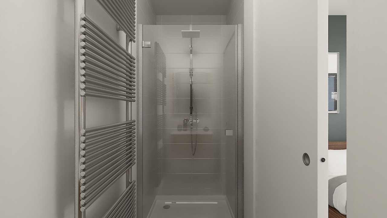 maison ossature bois logicobois modele new-york - sdb3