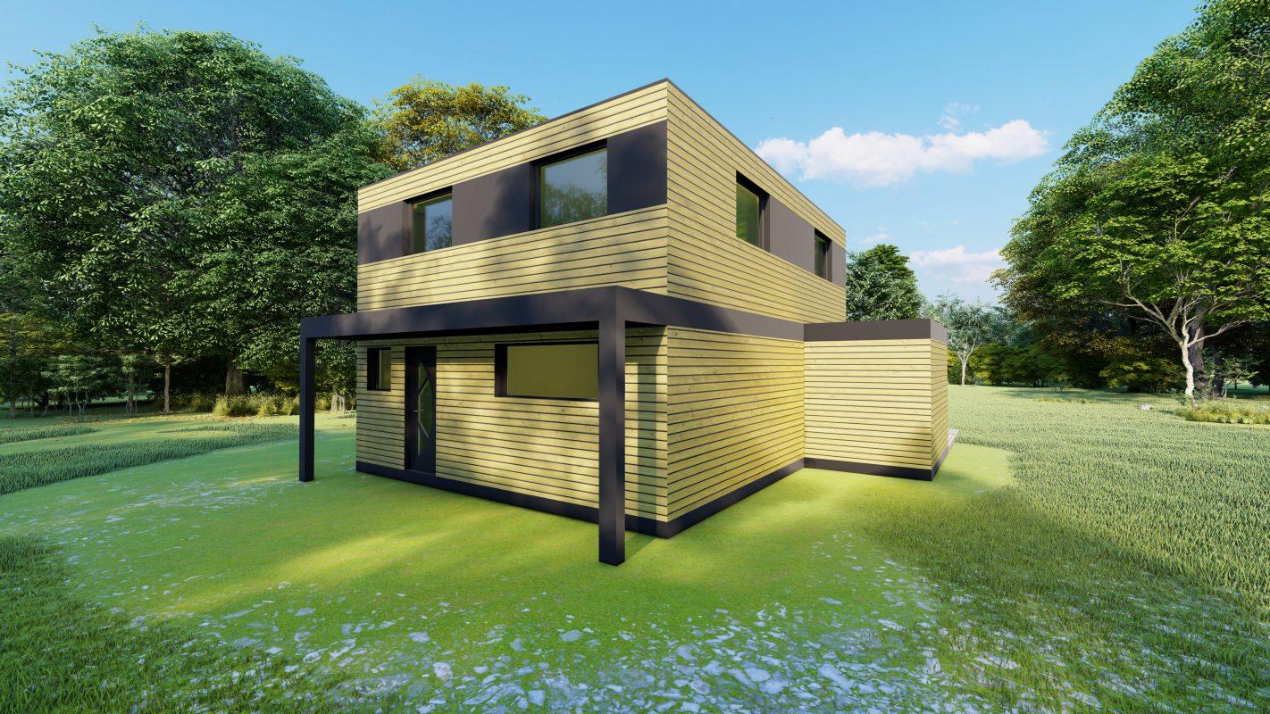 maison-ossature-bois-logicobois-modele-oran