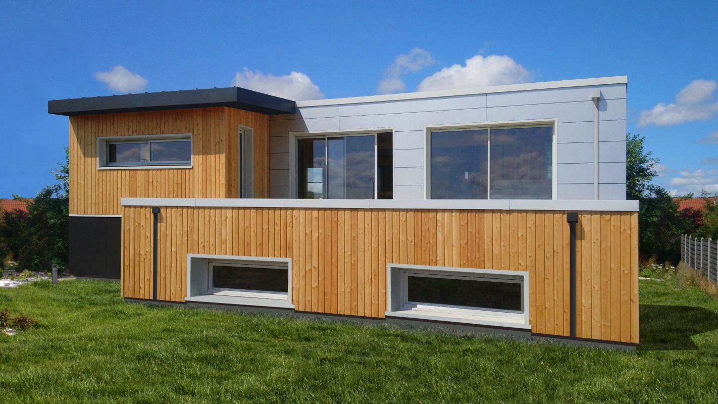 constructeur maison moderne