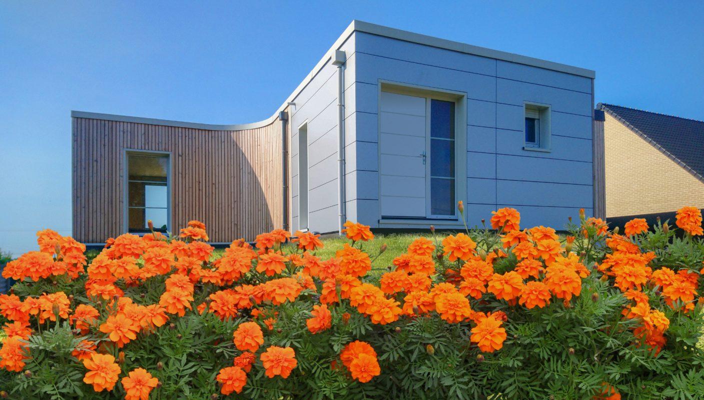 maison ossature bois constructeur pas de calais