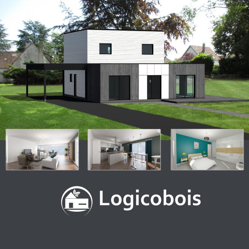 logicobois maison 4 chambres saint omer