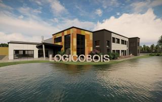 Logicobois - Usine ossature bois